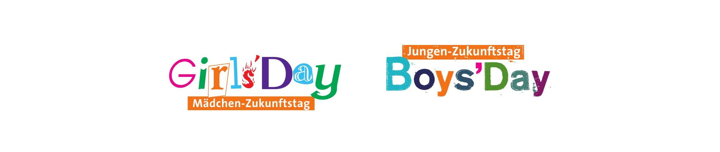 Logo Girls' Day and Boys Day